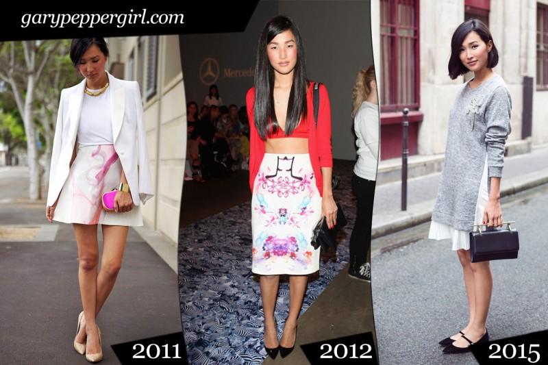 fashion blogger: nicole warn