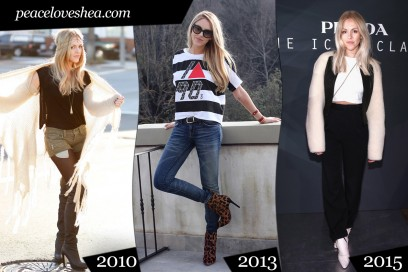 fashion blogger: shea marie