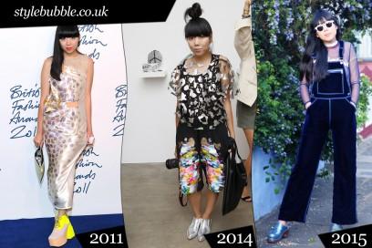 fashion blogger: susanna lau