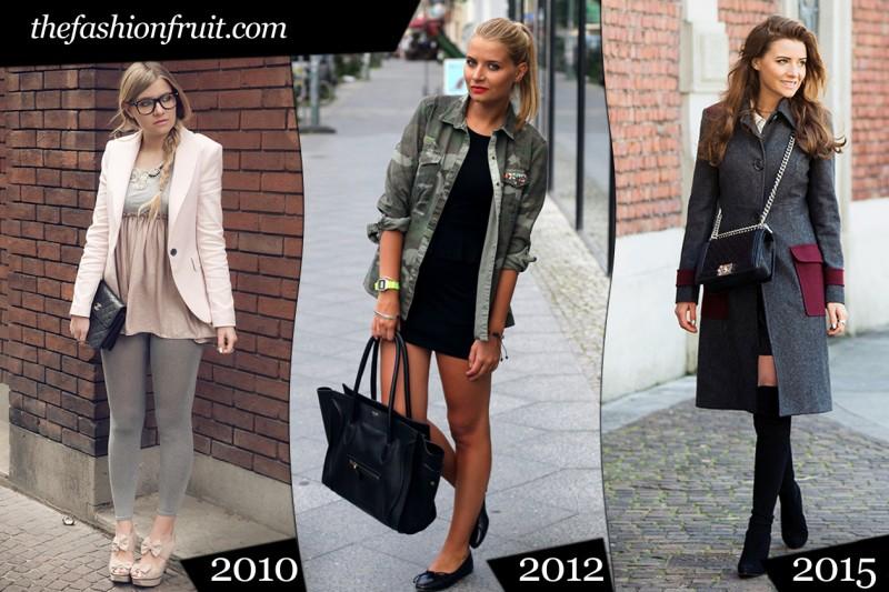 fashion blogger: veronica ferraro