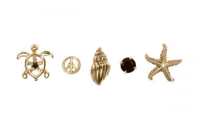 gioielli ispirati al mare: H&M