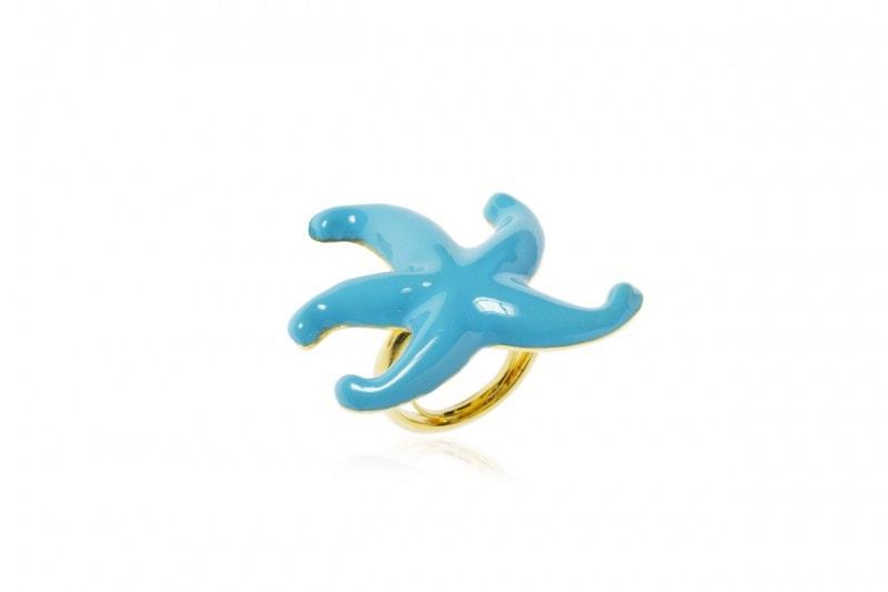 gioielli ispirati al mare: Kenneth Jay Lane