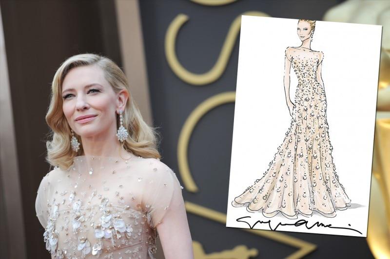 2014: l'Oscar a Cate Blanchett