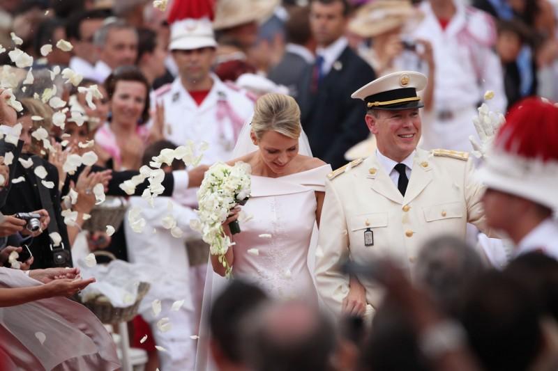 2011: Charlene Wittstoch sposa Alberto di Monaco