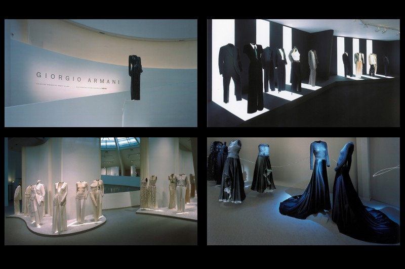 2000: mostra itinerante al Guggenheim