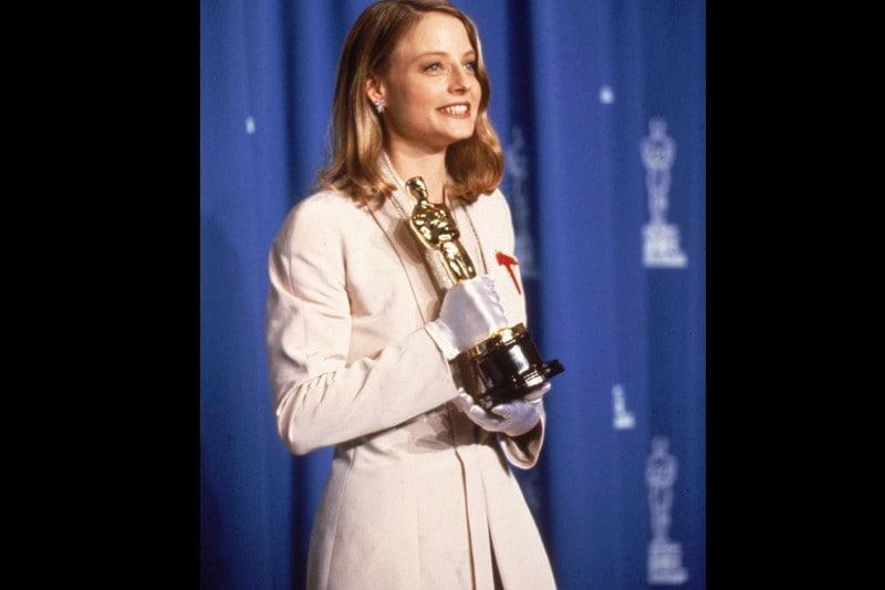 1992: l'Oscar a Jodie Foster