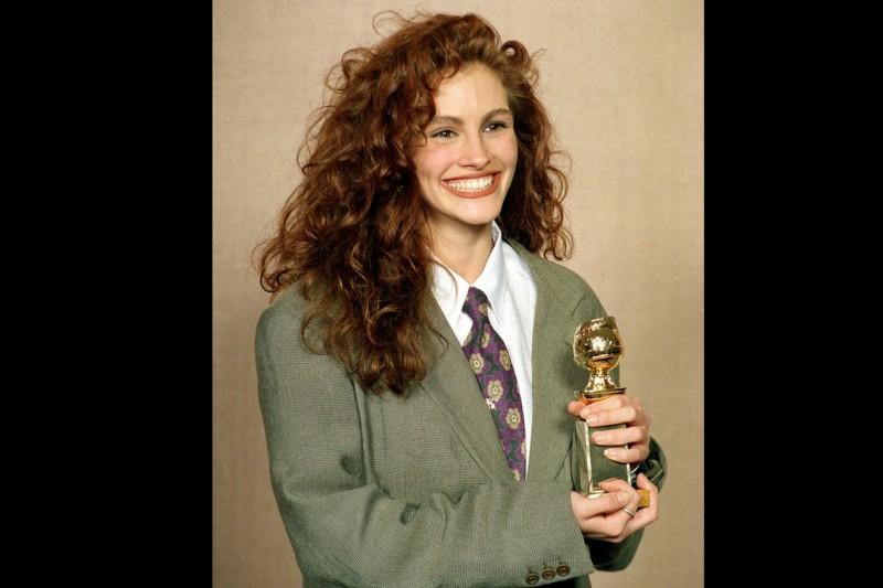 1990: il Golden Globe a Julia Roberts
