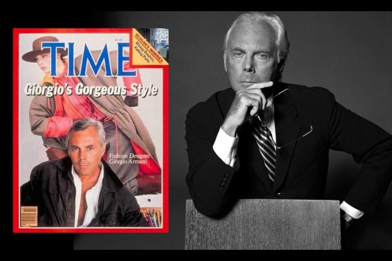 1982: in copertina sul Time
