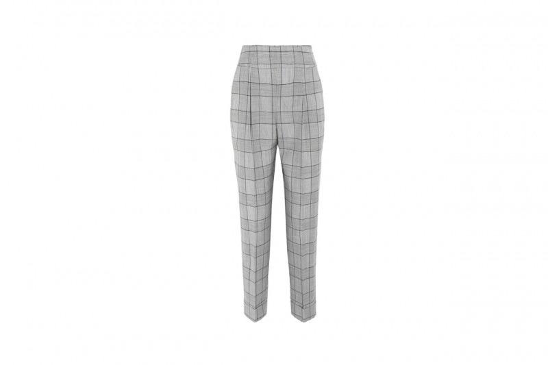 Pantaloni check: Temperley London