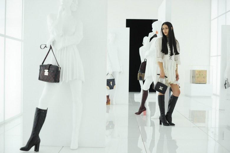 """Louis Vuitton """"Exhibition Series2″: attraverso la mostra con Gilda"""