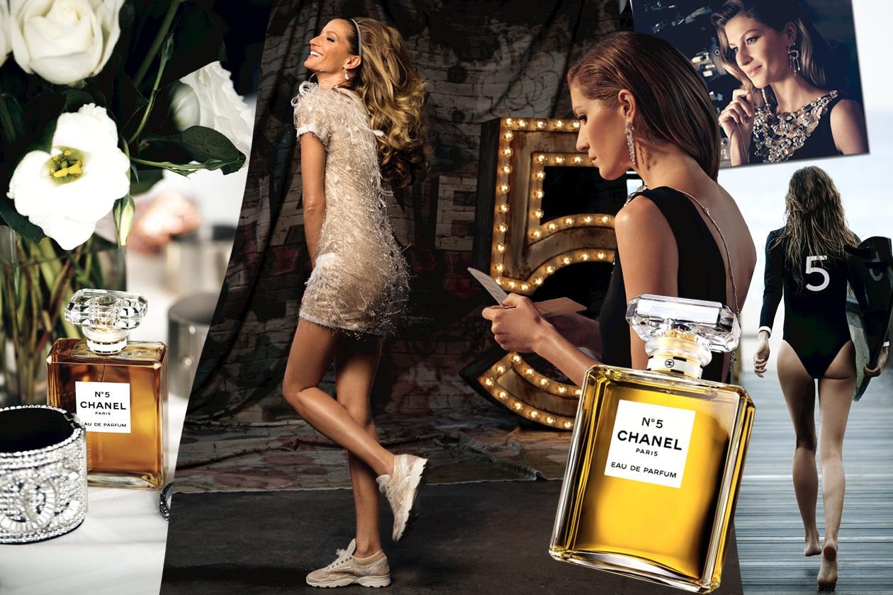 Chanel n. 5: il video con Gisele Bundchen girato da Baz Luhrmann