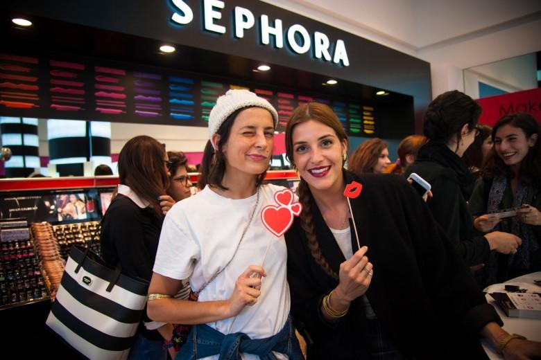 #Sephoralipsparty: le foto dell'evento a Milano