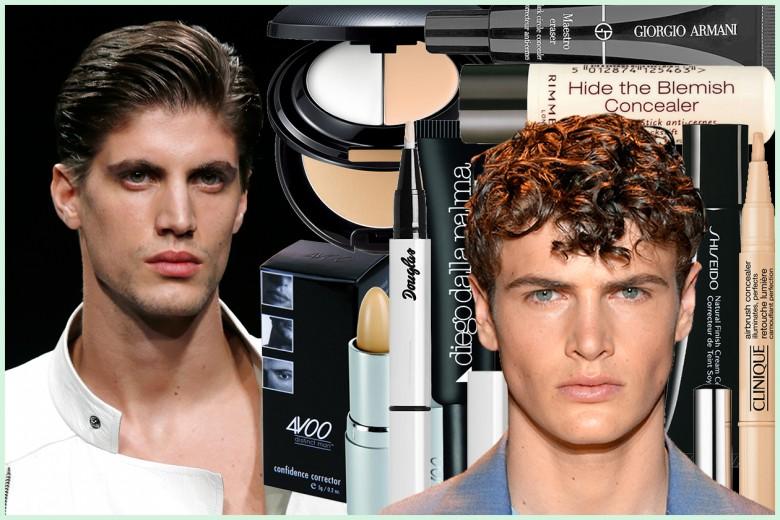 Correttori anti occhiaie uomo: i migliori da Giorgio Armani Beauty a Shiseido