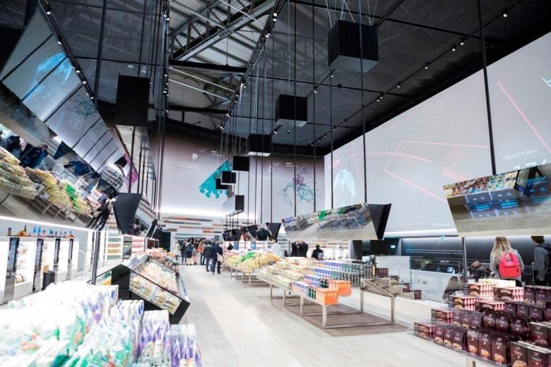 Expo Milano 2015: la spesa del domani nel supermercato del futuro