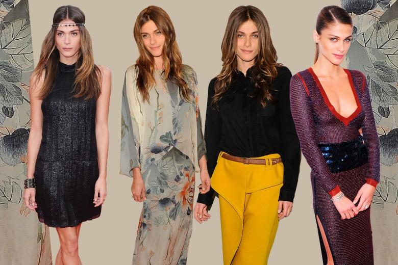 Elisa Sednaoui: i look della madrina del Festival di Venezia
