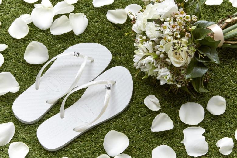 Havaianas Wedding per sposarvi in infradito