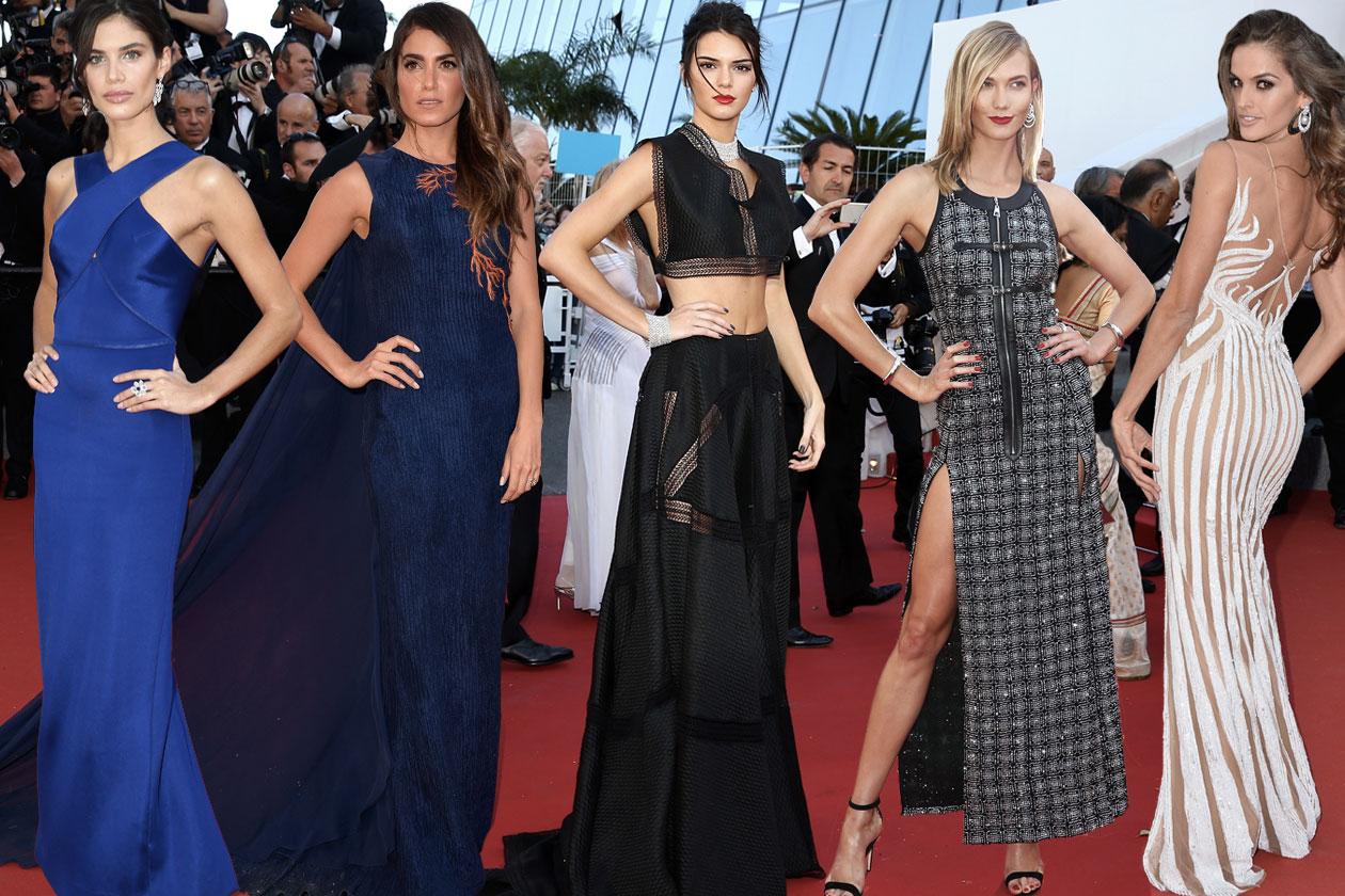 best sneakers d949f deedc Cannes 2015: tutti i vestiti delle star sul red carpet ...