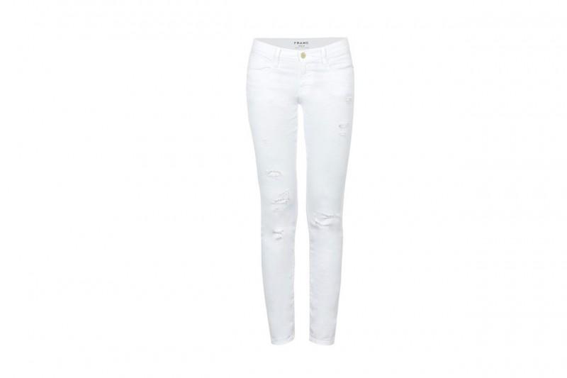 jeans bianchi: frame denim