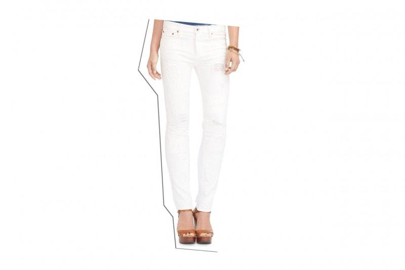 jeans bianchi: ralph lauren denim&supply