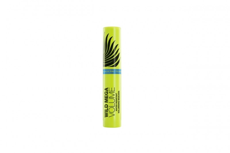Mascara Waterproof: Max Factor Wild Mega Volume Mascara Waterproof