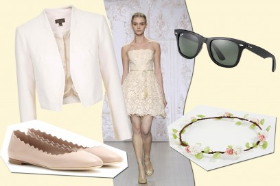 matrimonio hipster: l'abito