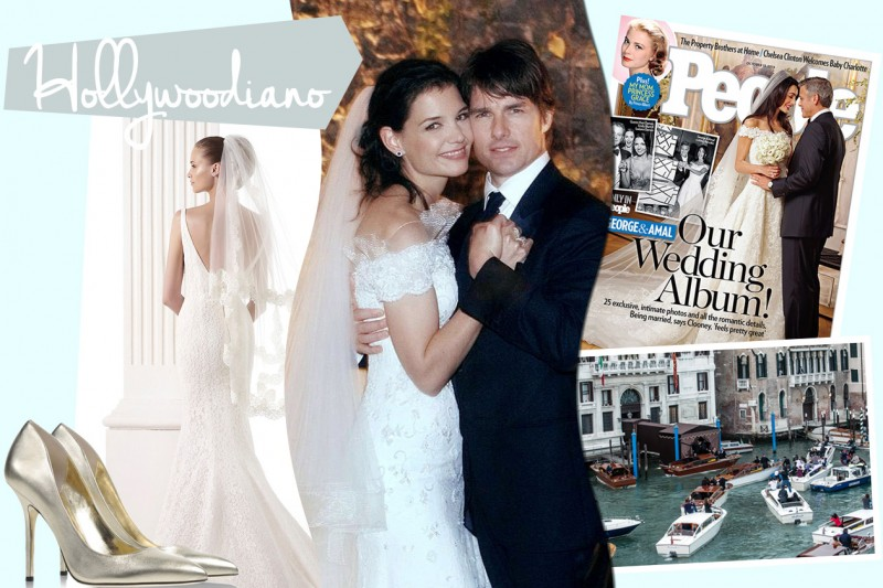 matrimonio hollywoodiano