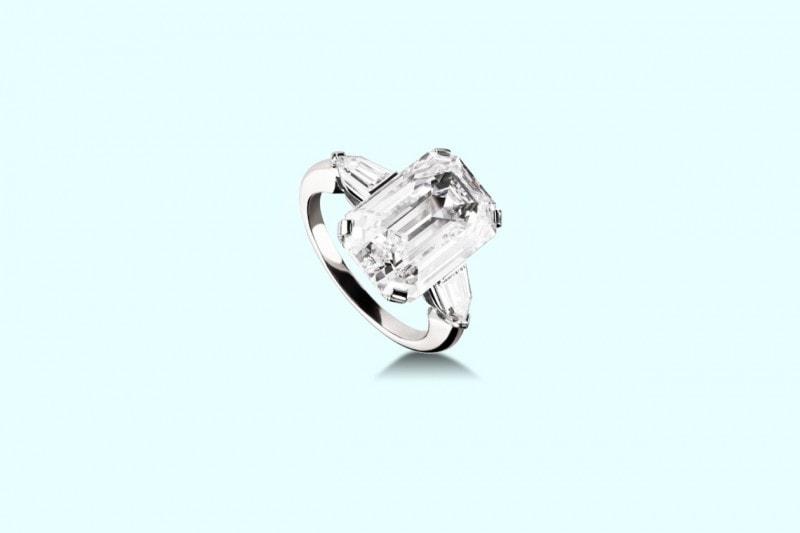 matrimonio hollywoodiano: l'anello