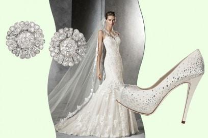 matrimonio maximal: l'abito