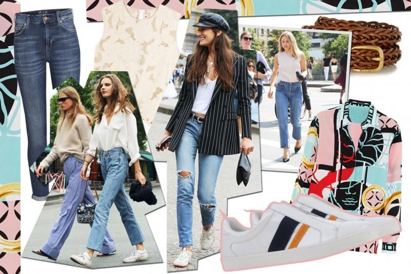 mom jeans: gli outfit giusti per indossarli al meglio