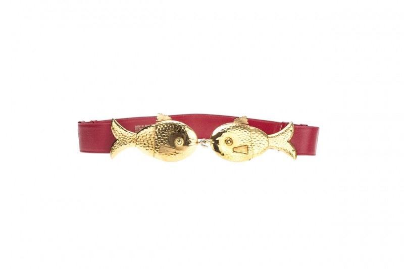 Cintura vintage: Roberta Di Camerino