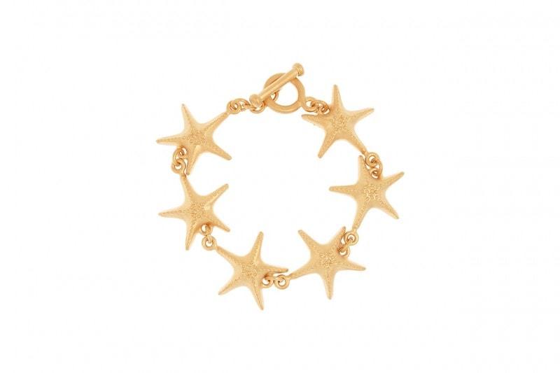 Braccialetto con stelle marine: Valentino