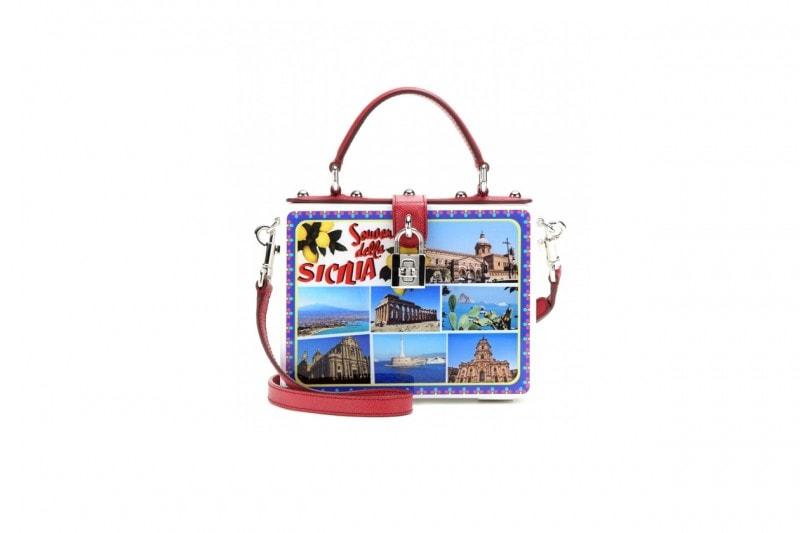Tracolla postcard: Dolce & Gabbana