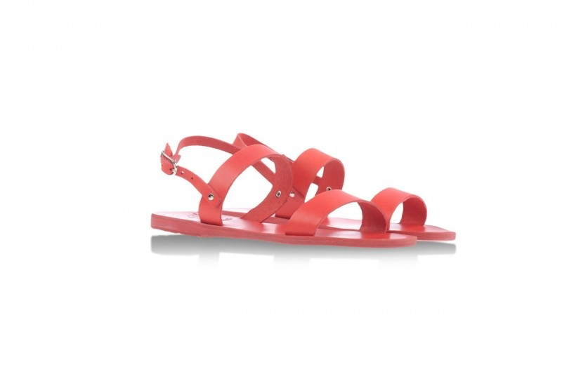 Sandali ultraflat: Ancient Greek Sandals