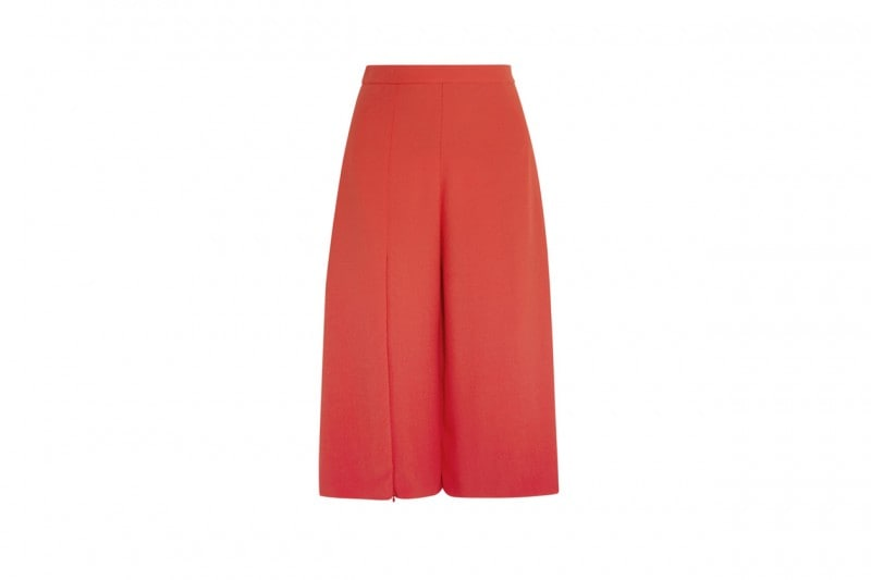 Culotte in crespo: Chalayan