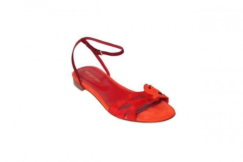 sandali flat 2015: sergio rossi