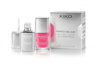 Smalti fucsia: Kiko Perfect Gel Duo Fuchsia