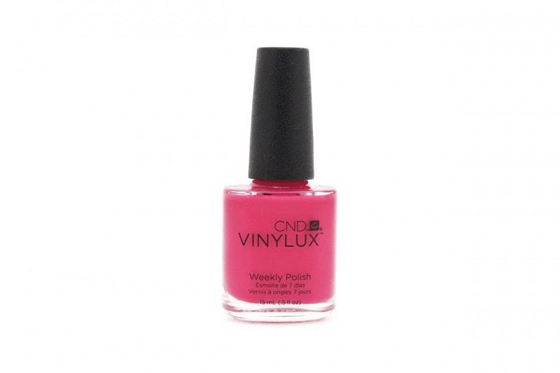 Smalti fucsia: CND Vinylux Pink Bikini