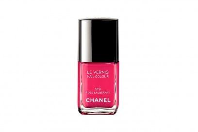 Smalti fucsia: Chanel Le Vernis Rose Exuberant