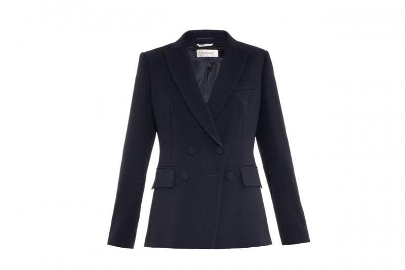 stile androgino in dieci mosse: blazer sportmax