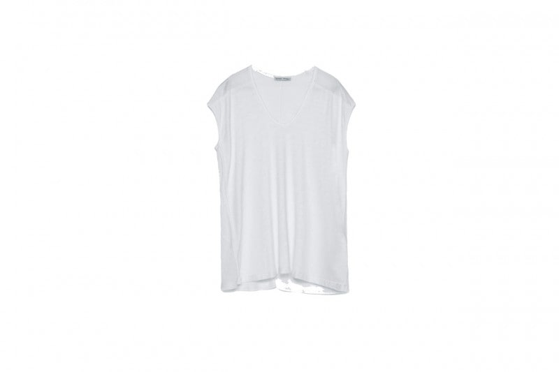 t-shirt: zara