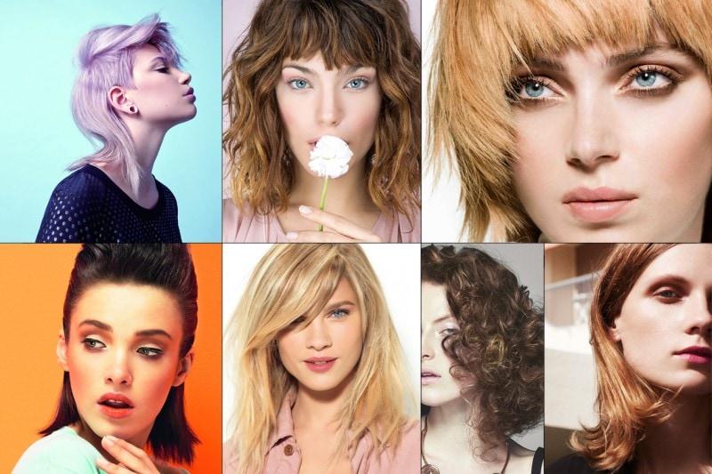 Capelli medi: i tagli donna dai saloni per la Primavera-Estate 2015