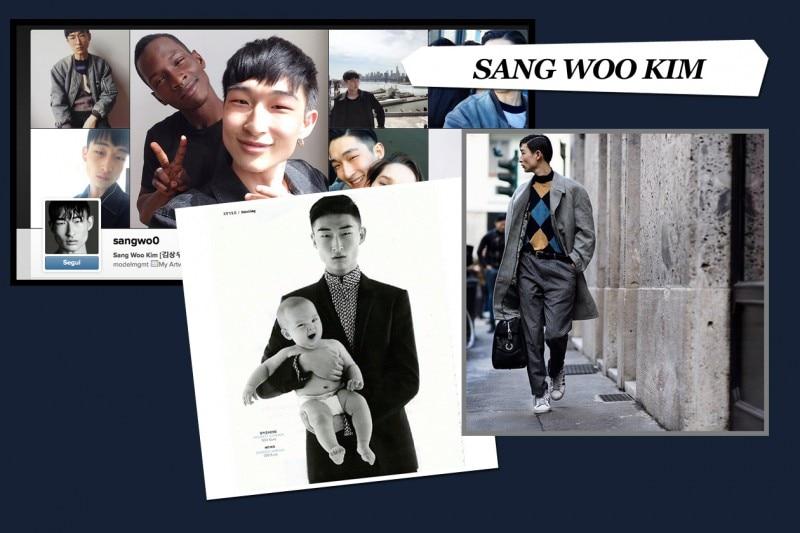I modelli da seguire su Instagram: sang woo kim
