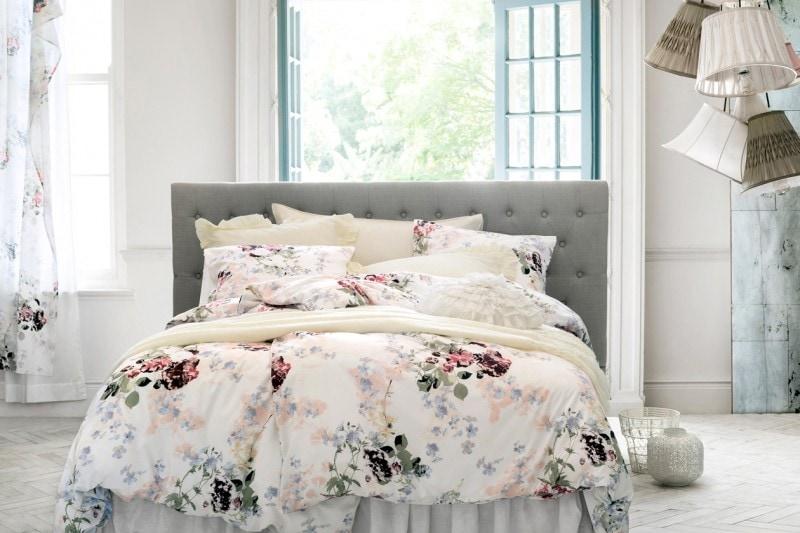 Camere Da Letto Classiche Romantiche : Stili per la camera da letto dell estate grazia