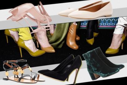 10 paia di scarpe che tutte le ragazze devono avere