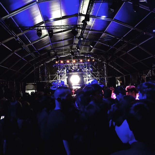 It's time to partyyeeee #pleinpunk #grazialovesbackstage @phillipepleinofficial