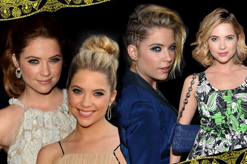 Ashley Benson capelli: tutti i migliori hairstyle