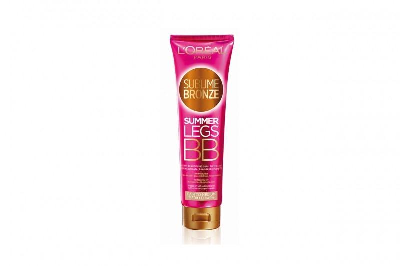 Autoabbronzanti corpo: L'Oréal Paris Summer Legs BB