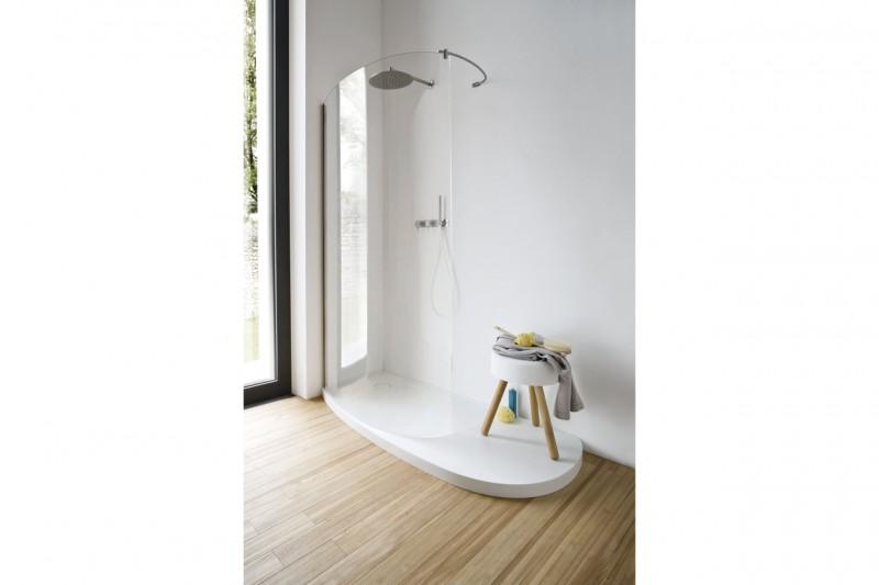 Box doccia 10 modelli tecnologici e di design grazia - Box doccia design minimale ...