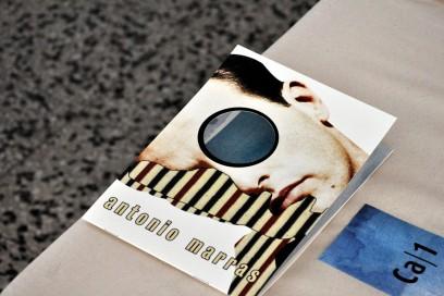 Backstage Antonio Marras: la cartella stampa
