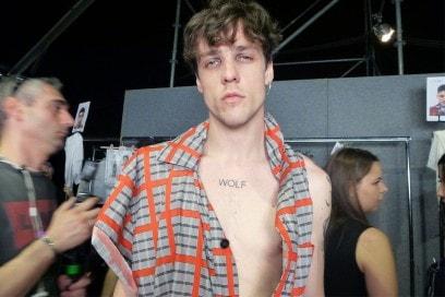 Backstage Vivienne Westwood: Wolf!